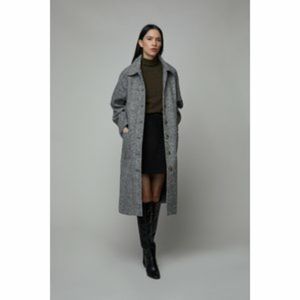 Herringbone 5186 Coat
